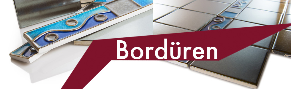Interessante Optik mit Bordüren