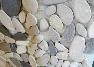 Mosaik Flusskiesel