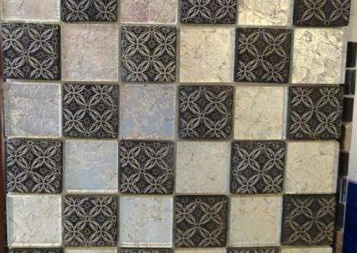 Mosaik Glas Stein
